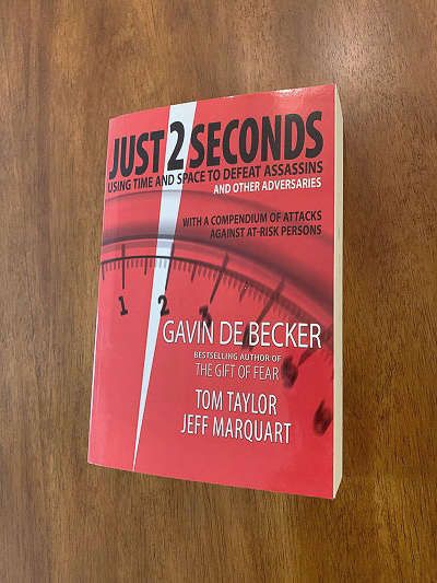 JUST 2 SECONDS: <span>USING TIME AND DISTANCE TO DEFEAT ASSASSINS</span>